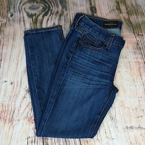 J.Crew cropped matchstick marquette wash 27
